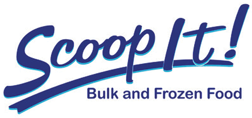 scoop it bulk and frozen foods logo
